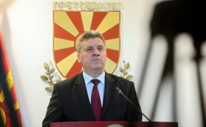 Macedonian President Ivanov abolish all judicial cases related to