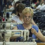 Female workers Macedonia