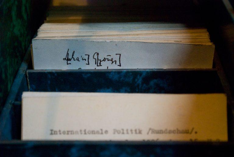 Documents, Lukacs Archive. Photo Credit Gabriella Csoszo.