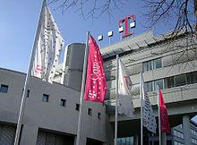 Deutsche Telekom AG corporate headquarters, Bonn
