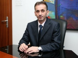 Abdylaqim Ademi, Minister of Education and Science: Democratic Union for Integration website.