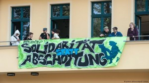 Green Party occupation