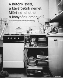 'Our fridge is Swedish, the coffee machine is German. Why not have an American kitchen_ 10 different home mortgage options'