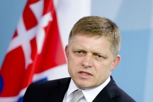 The Prime Minister of Slovakia Robert Fico, leader of Direction – Social Democracy party since 1999