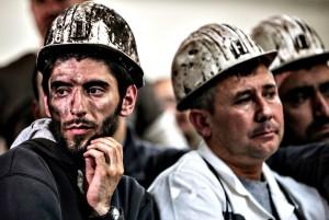 Soma miners. Source: www.sendika.org.