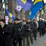 Svoboda on the march.