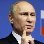 Vladimir Putin (Credit: Reuters/Yves Herman)